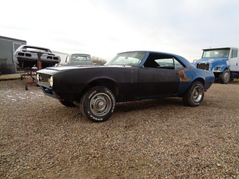 new parts 1968 Chevrolet Camaro project for sale