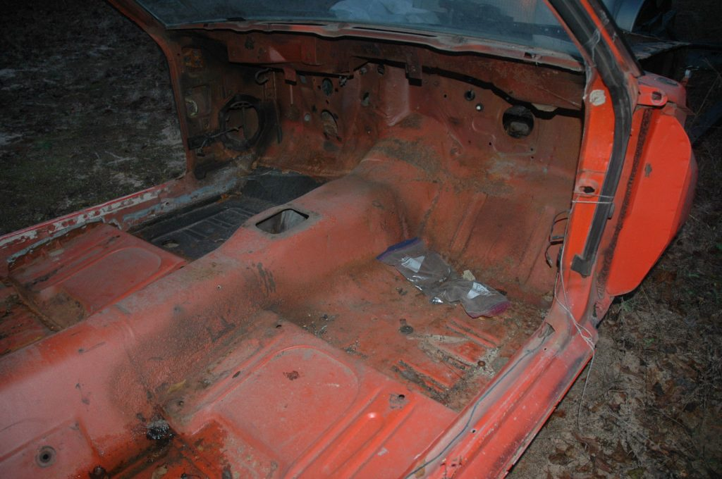 rare 1970 Ford Mustang MACH 1 project