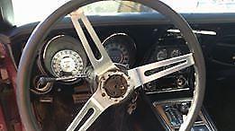 running 1975 Chevrolet Corvette project