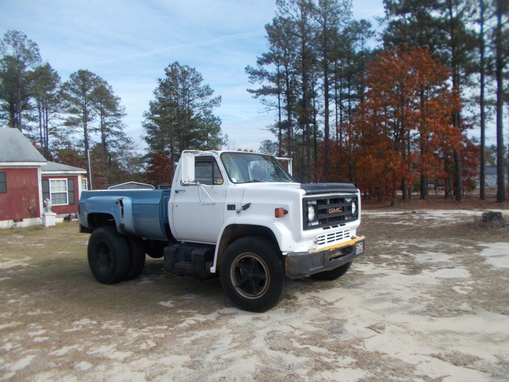 running 1983 Chevrolet Pickup project