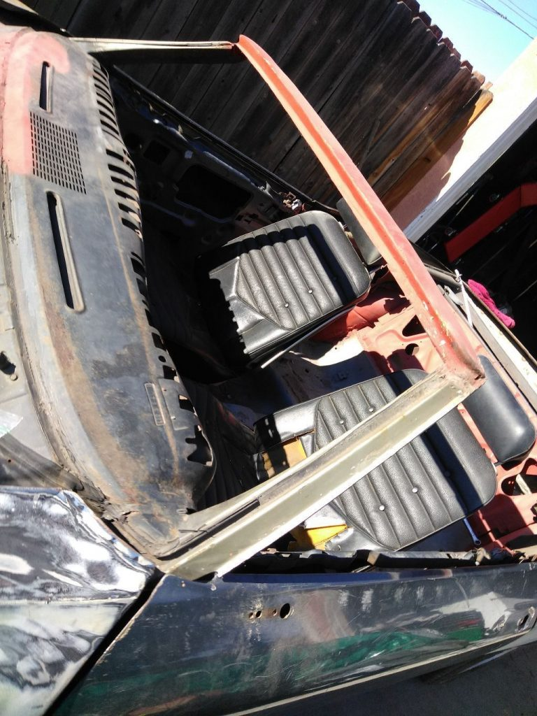 rust free 1969 Chevrolet Chevelle extra parts project