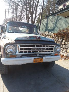 solid 1964 International Harvester project for sale