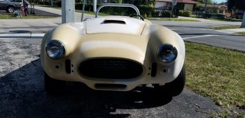 replica 1967 Shelby Cobra project for sale