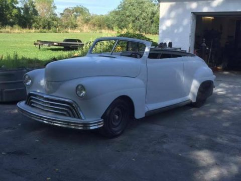 very solid 1941 Ford Custom Convertible Project for sale