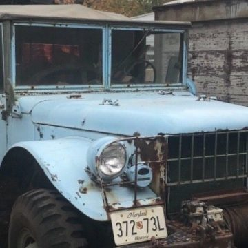 extra parts 1953 Dodge Power Wagon project for sale