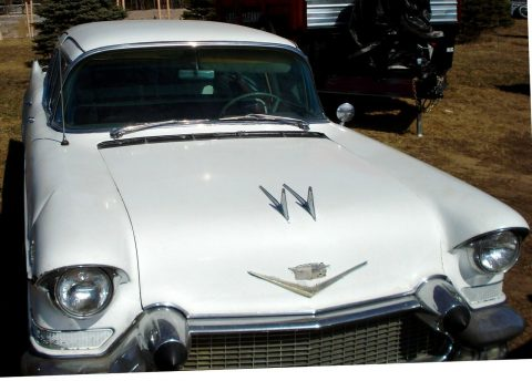 fully equipped 1957 Cadillac Fleetwood 75 Limousine project for sale