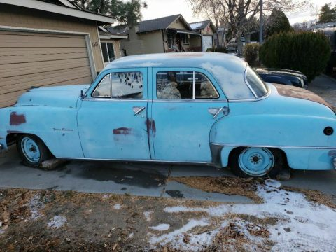 complete with Hemi 1953 DeSoto Firedome project for sale