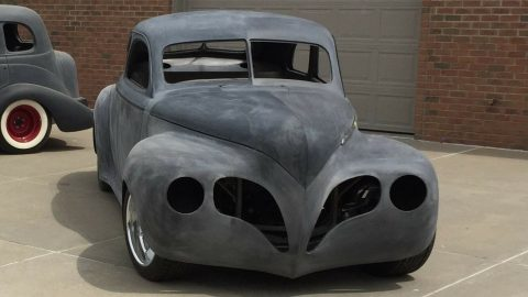 needs TLC 1941 Dodge custom hot rod project for sale