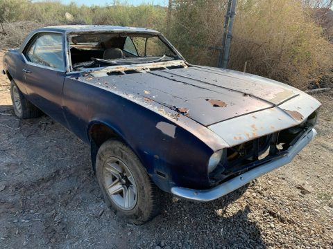 perfect project 1968 Chevrolet Camaro Project for sale