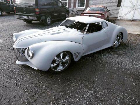 custom 1973 Chevrolet Corvette project for sale