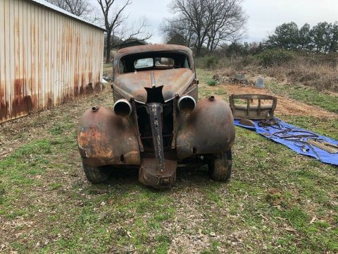 needs total restoration 1938 Buick 44 Special Series project for sale