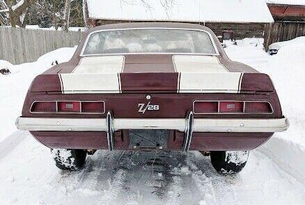 nice 1969 Chevrolet Camaro X33D80 project