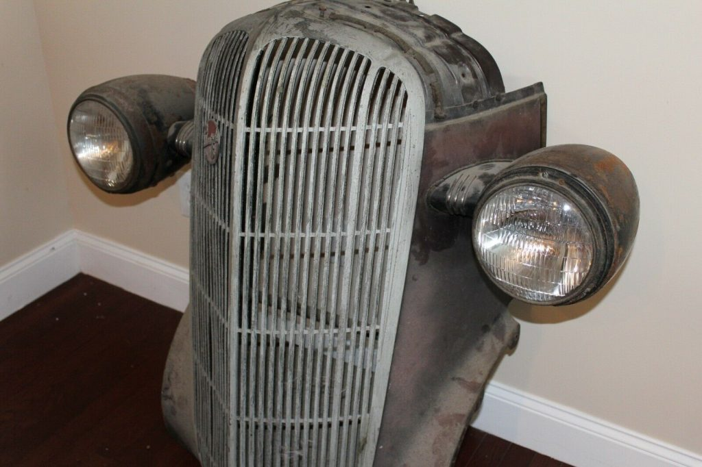 solid 1936 Buick Special Series 40 project