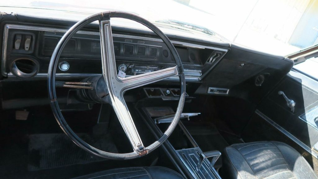 solid 1966 Buick Riviera 430 Convertible
