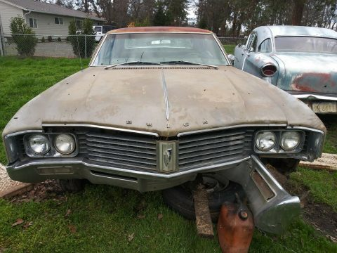 solid 1967 Buick Electra 225 project for sale