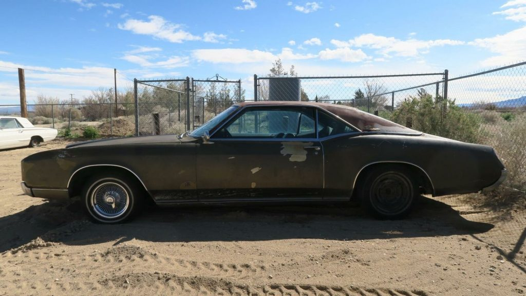 solid 1967 Buick Riviera Project