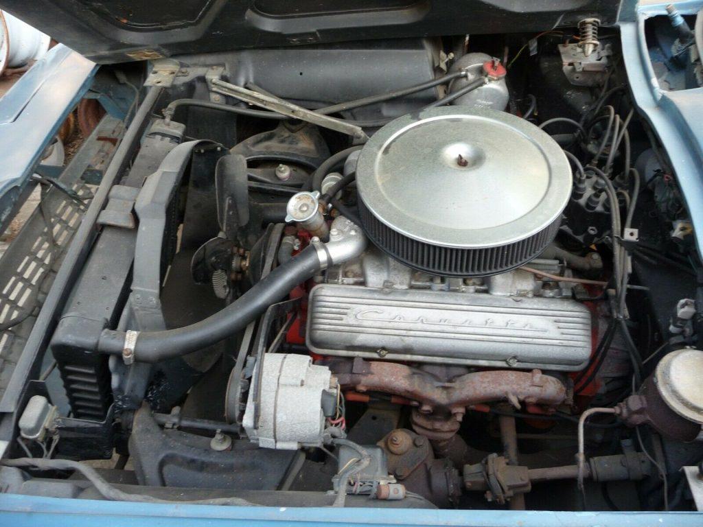 all original 1966 Chevrolet Corvette project