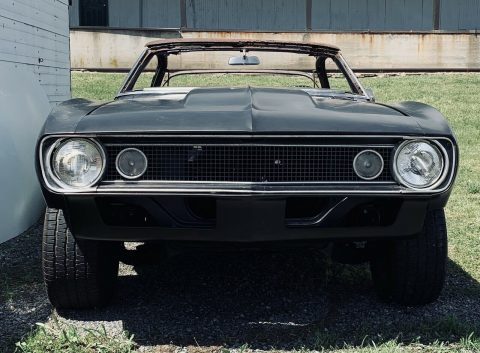 new extra parts 1967 Chevrolet Camaro Project for sale