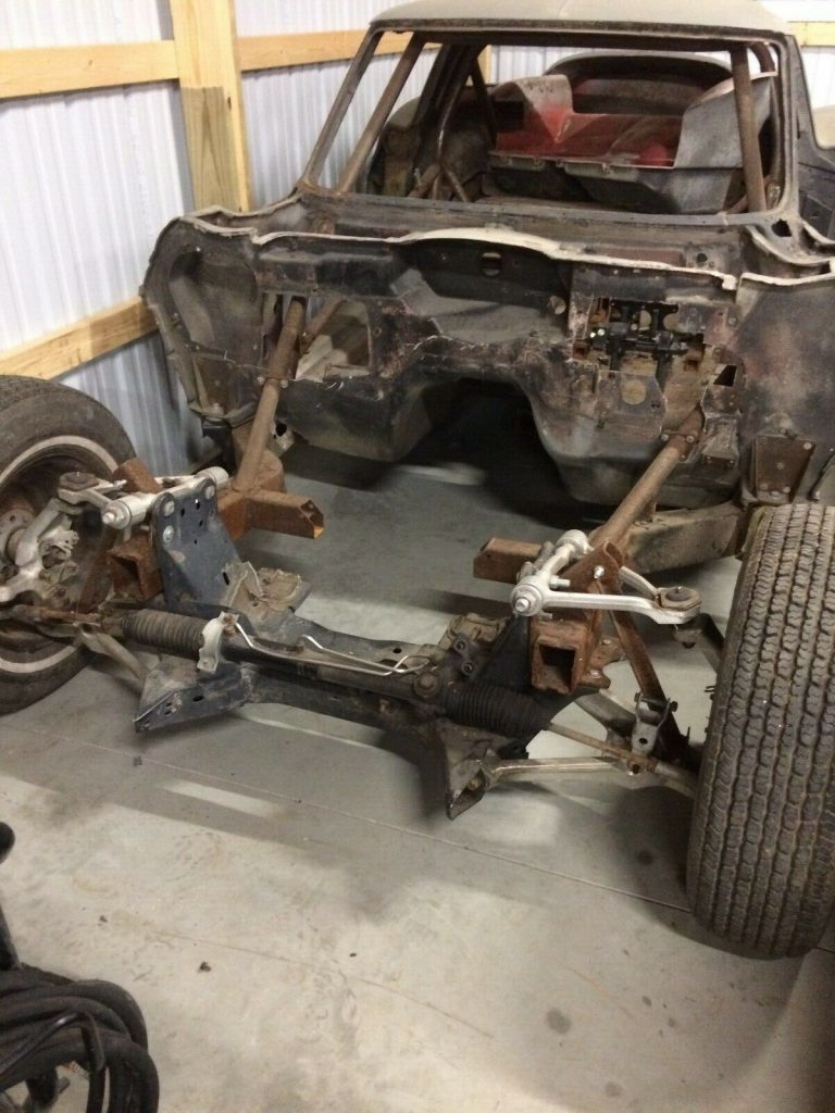 restomod project 1964 Chevrolet Corvette project