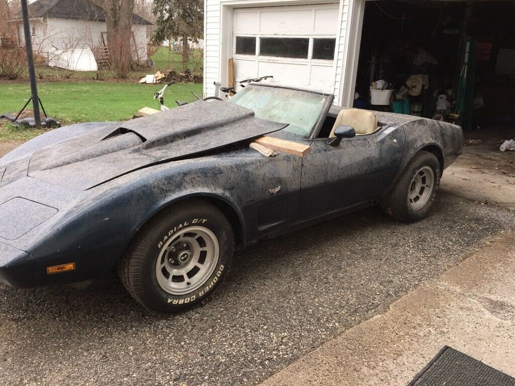 SCCA street 1973 / 1979 Chevrolet Corvette project
