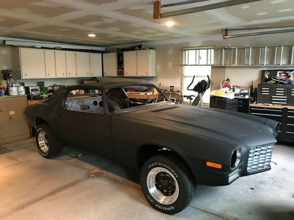 lots of parts 1970 Chevrolet Camaro project