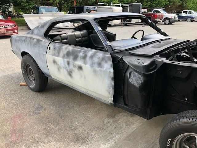 needs restoration 1970 Ford Mustang project