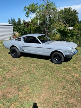 resto in progress 1965 Mustang 2+2 Fastback Gt350 Project for sale