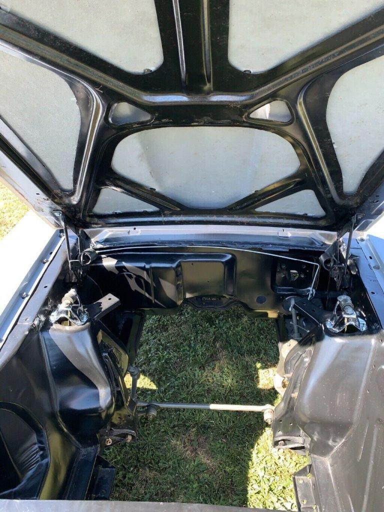 resto in progress 1965 Mustang 2+2 Fastback Gt350 Project
