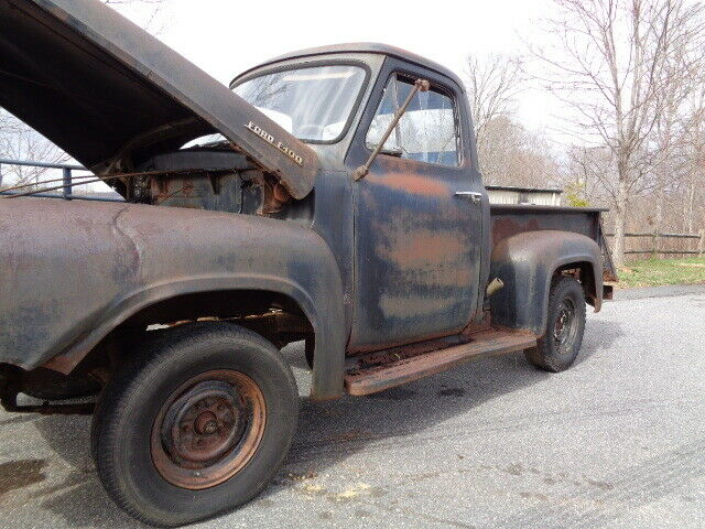 50th anniversary 1953 FORD F100 V8 3 Speed project