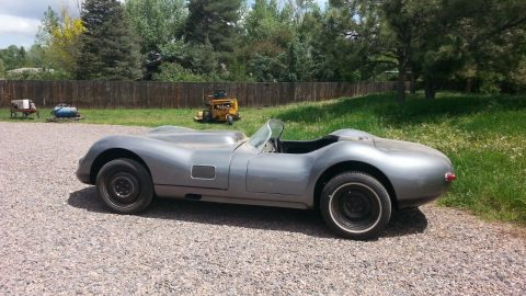 almost complete 1958 BECK LISTER Replica project for sale