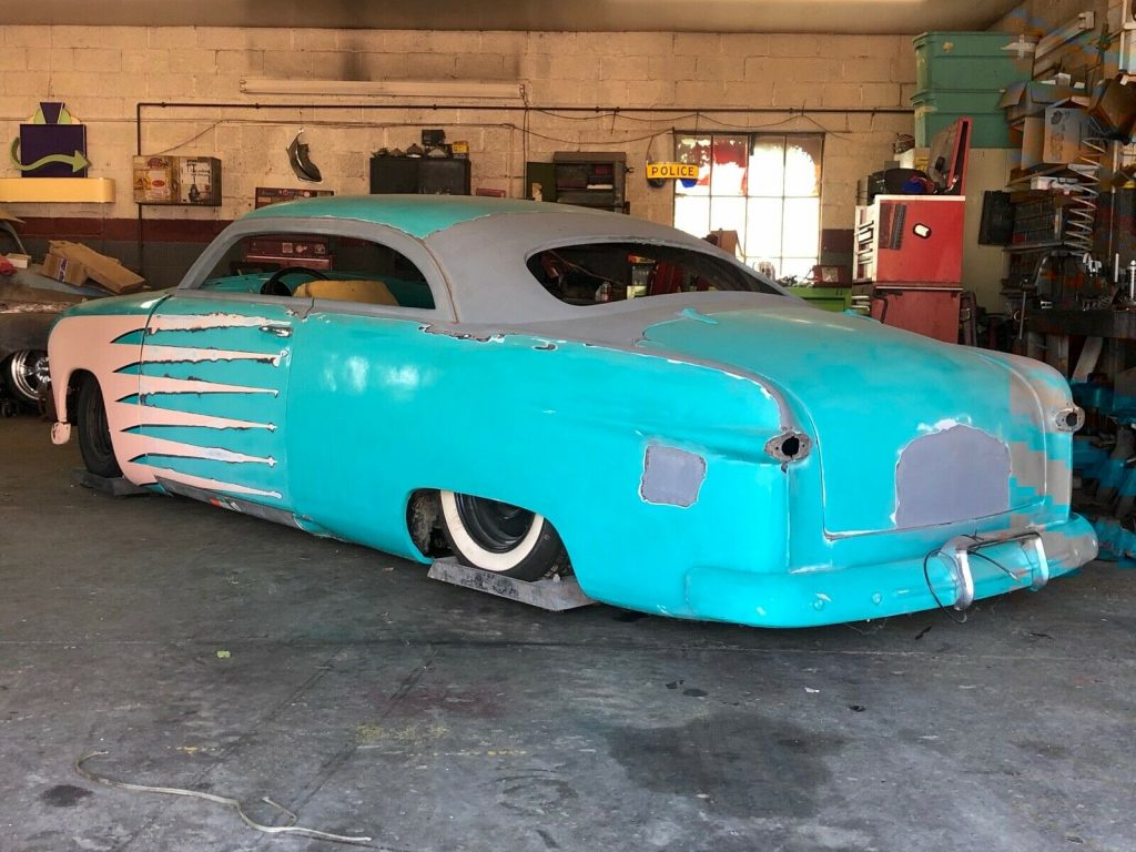 Custom 1949 Ford Street Rod Project