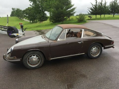 needs total resto 1968 Porsche 912 project for sale