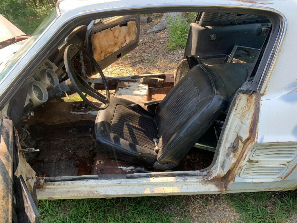 pretty complete 1967 Ford Mustang Fastback Project