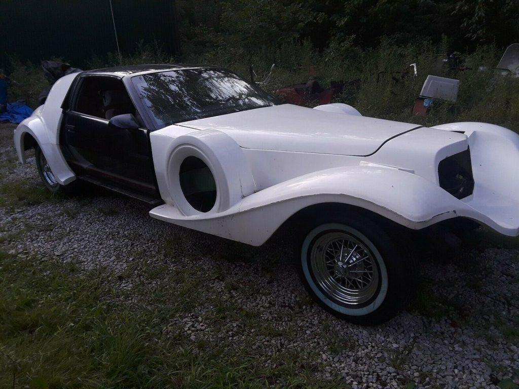 Tiffany Excalibur 1937 Phantom Kit Car Project