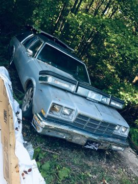converted Hearse 1982 Buick LeSabre project for sale