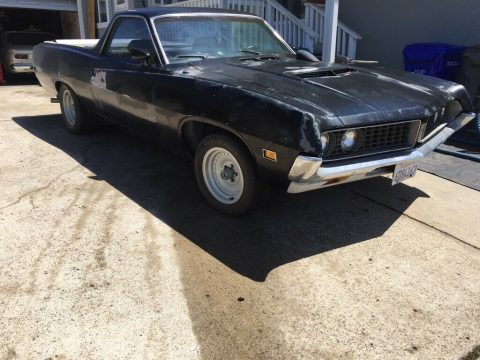 extra parts 1971 Ford Ranchero vintage project for sale