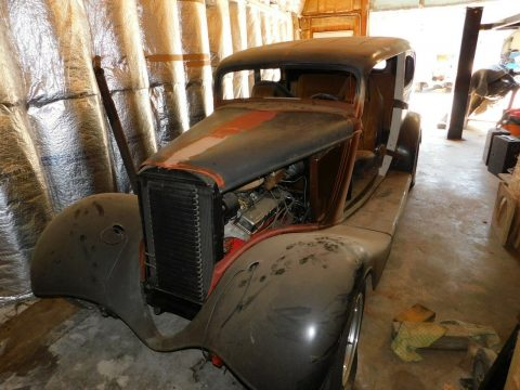 needs work 1933 Ford Victoria project for sale