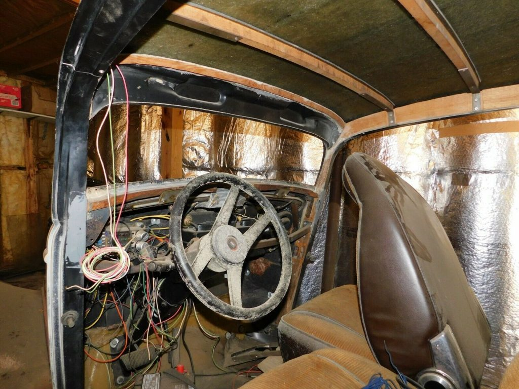 needs work 1933 Ford Victoria project