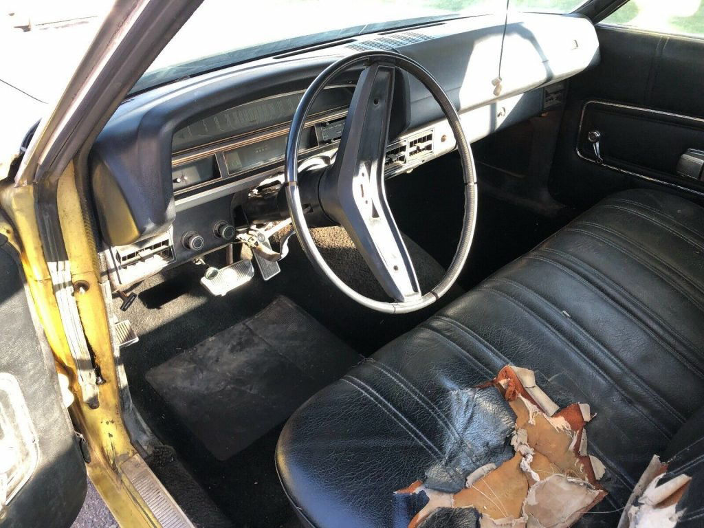 needs work 1970 Ford Ranchero GT vintage project