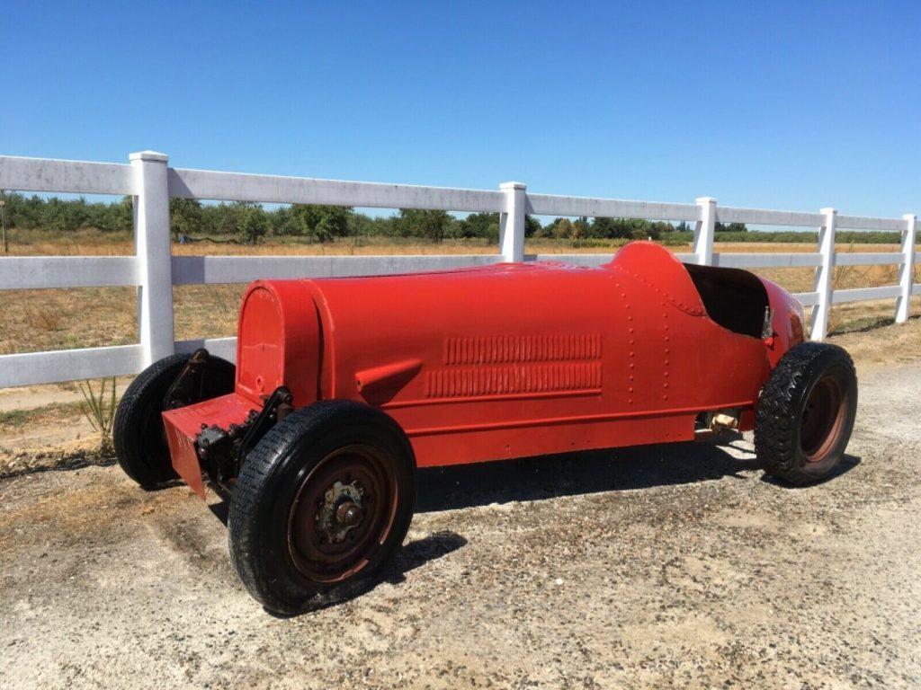 Replica 1927 Bugatti Type 35 project