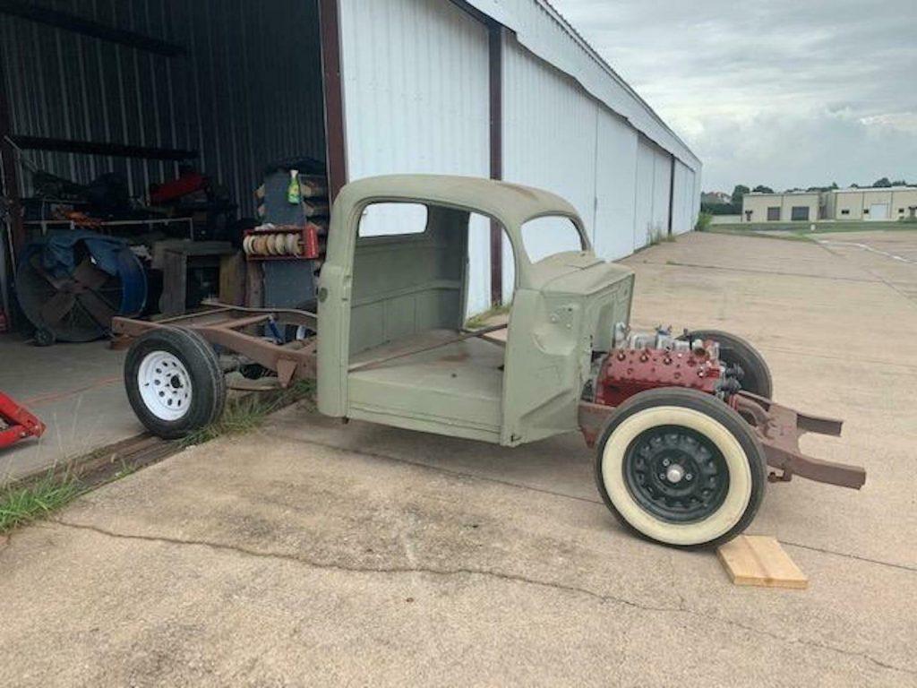 custom 1948 Ford F 100 project
