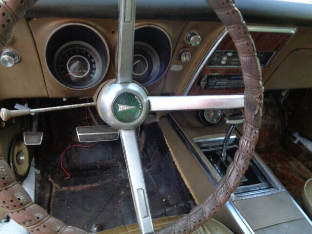 low miles 1967 Pontiac Firebird project
