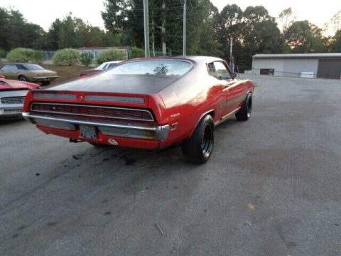 low miles 1971 Ford Torino GT project for sale