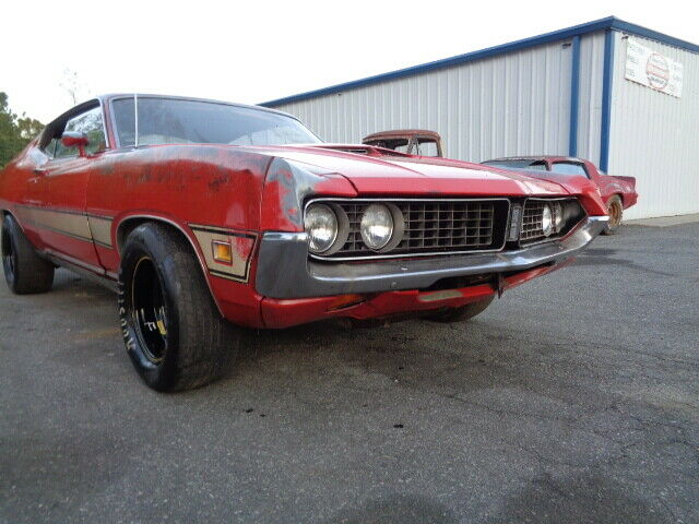 low miles 1971 Ford Torino GT project
