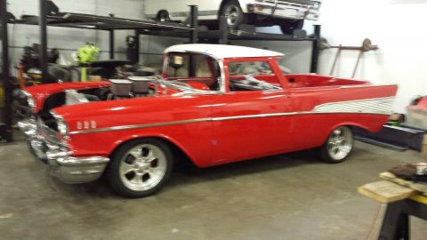 one of a kind 1957 Chevrolet El Camino custom project for sale