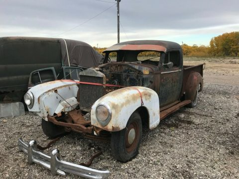 very rare 1947 Hudson Pickup Custom project for sale