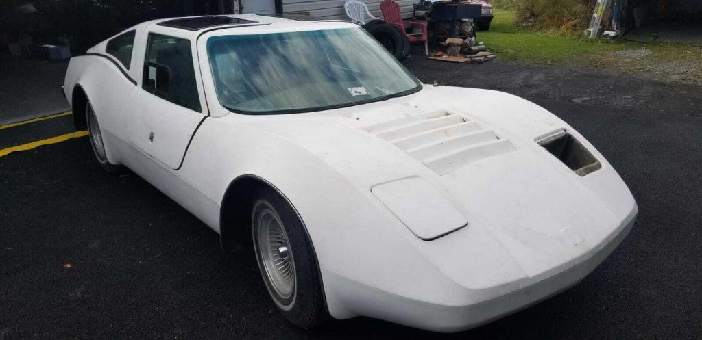VW engined 1980 Bradley GT Replica project
