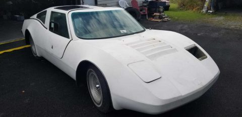 VW engined 1980 Bradley GT Replica project for sale
