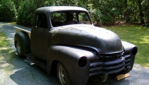 new parts 1954 Chevrolet Pickup 3100 project for sale