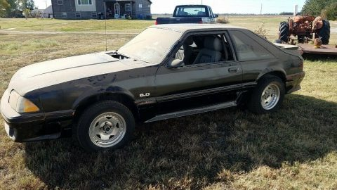 rust free 1987 Ford Mustang project for sale